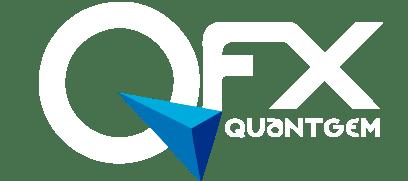 logotipo blanco quantgemfx