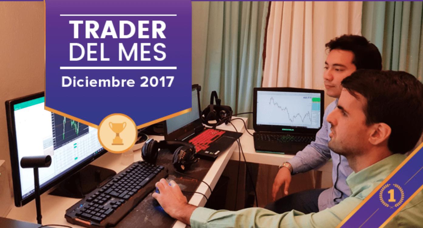 trader del mes quantgemfx trading cuantitativo
