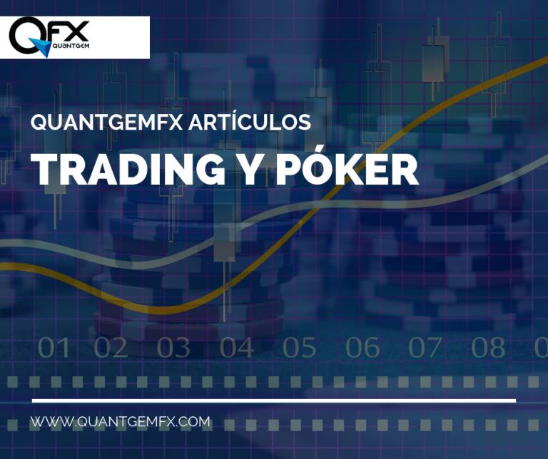 jugar en bolsa trading y poker