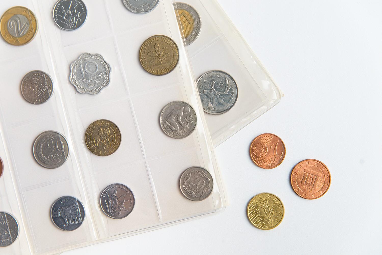 Investeer in Numismatiek