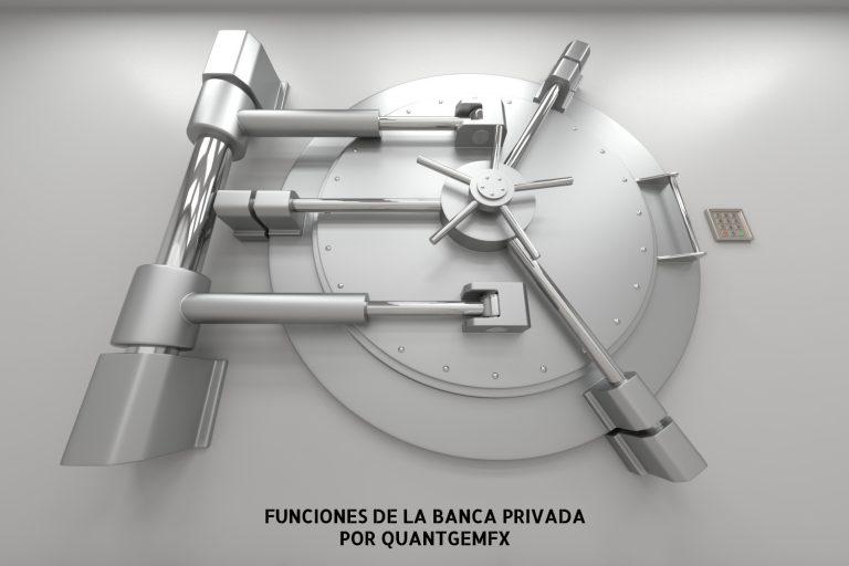 funciones de la banca privada